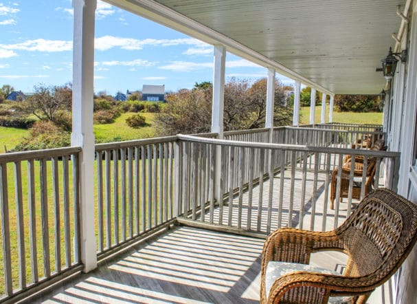 Rm 11 Private Deck