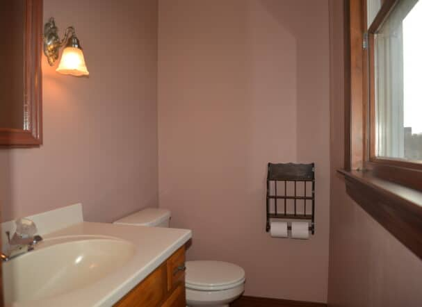 Master Room Half Bathroom