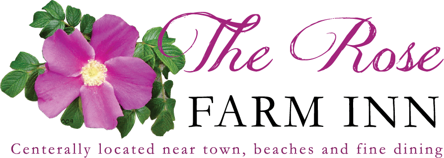 The Rose Farm Inn logo